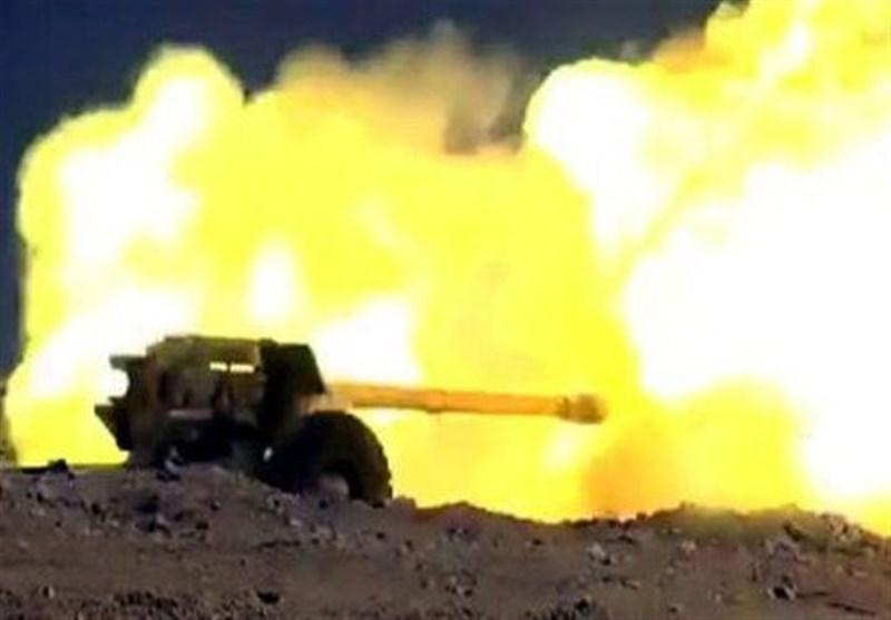 سوریه، ارتش ترکیه بار دیگر عقب نشینی کرد، ادامه عملیات ارتش سوریه علیه تروریست ها