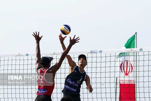 کرونا، تور جهانی 3 ستاره والیبال ساحلی بندرعباس را لغو کرد