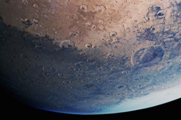 450 زلزله در مریخ ثبت شد