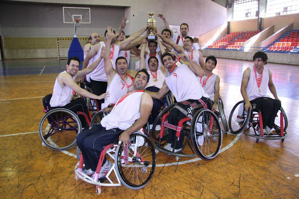 بسکتبال با ویلچر ایران پارالمپیکی شد
