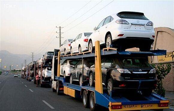 خبرنگاران ترانزیت 127 هزار خودرو از بندرلنگه به کشور های آسیای میانه