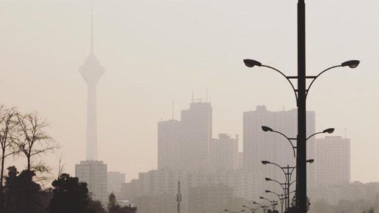 هوای امروز تهران؛ ناسالم برای گروه های حساس