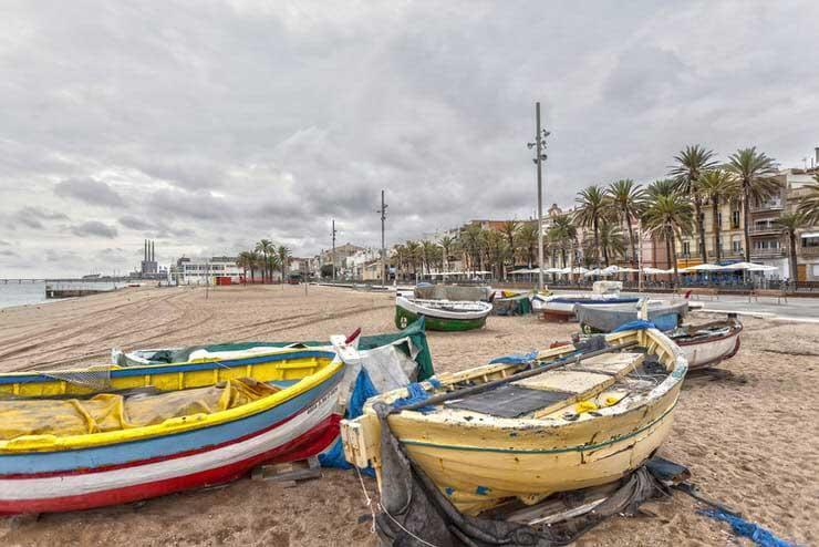 دیدنی های شهر بارسلونا اسپانیا