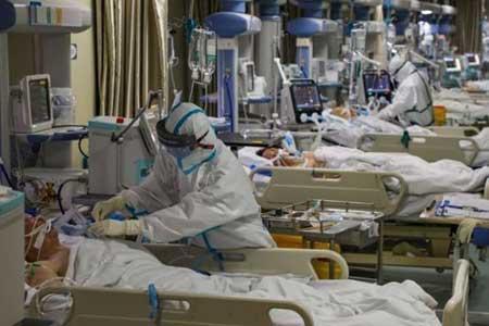 بستری 354 مبتلا به کرونا در بخش های عادی و ویژه بیمارستان های تهران