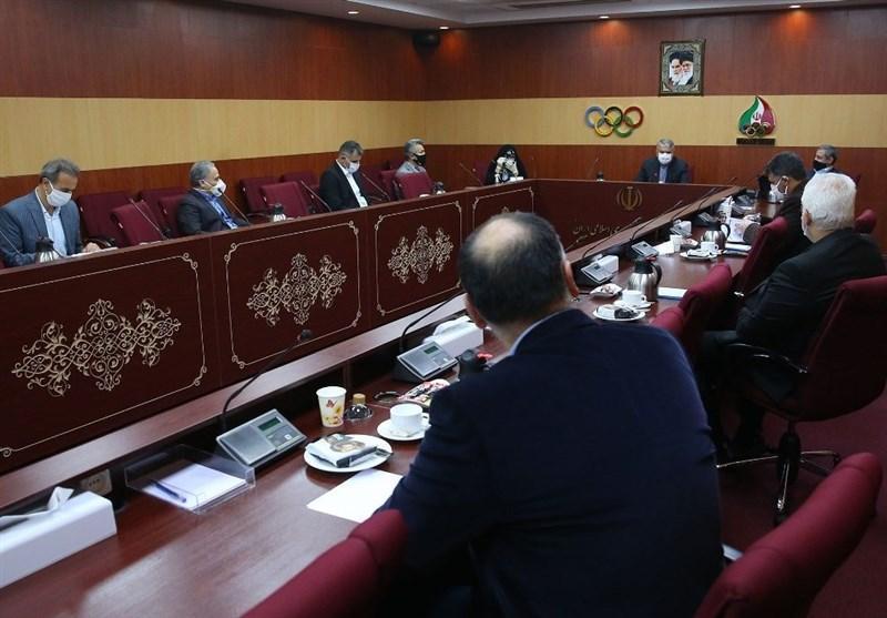 معین شدن دستور جلسه شصت ویکمین نشست هیئت اجرایی کمیته ملی المپیک