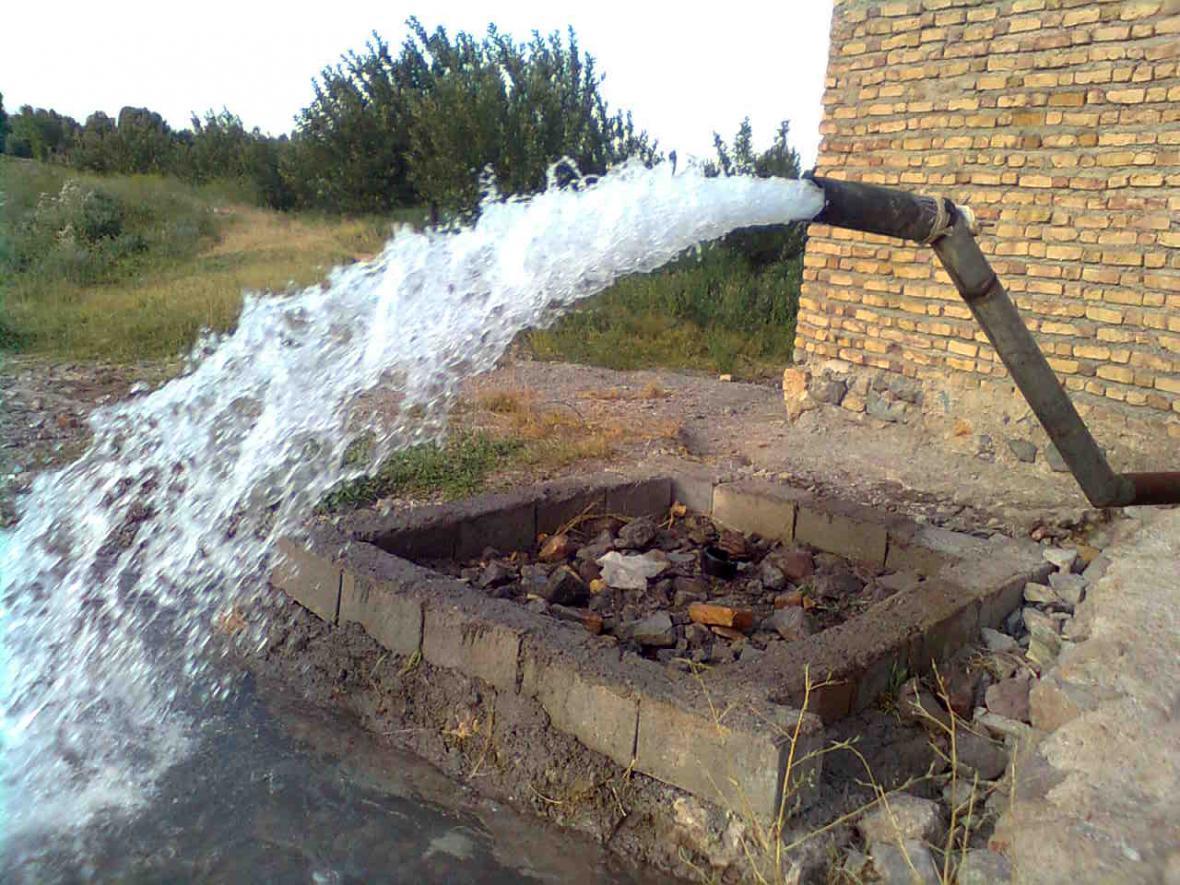 102 مخزن آب رسانی اضطراری در پایتخت به بهره برداری می رسد
