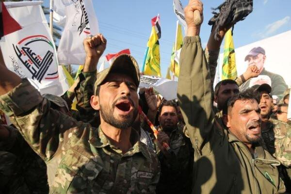 الحشد الشعبی از دستگیری 15 عنصر گروهک تروریستی داعش اطلاع داد