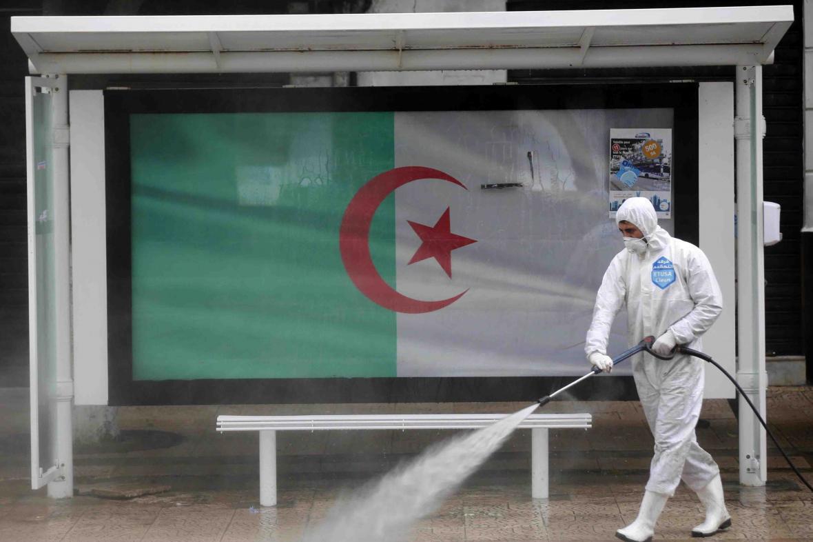 کرونا، افزایش آمار مبتلایان در مغرب و الجزایر
