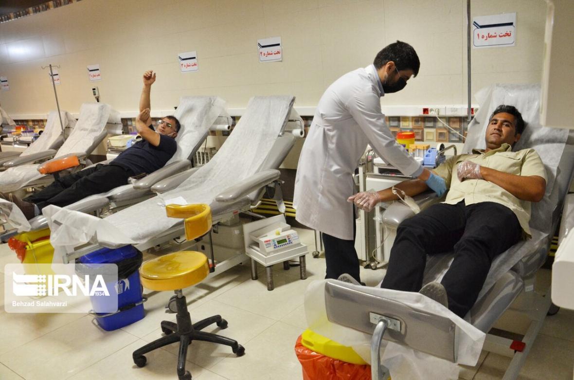 خبرنگاران اهدای خون، زیباترین جلوه نوعدوستی