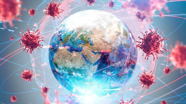 اهمیت نقش میکروبیوتای دستگاه گوارش در دوران همه گیری کووید19