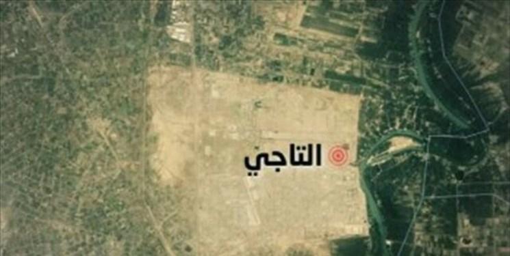 شنیده شدن صدای انفجار در نزدیکی پایگاه نظامیان آمریکایی در عراق