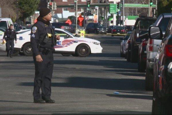 تیراندازی در واشنگتن دی.سی آمریکا، یک تن کشته و 8 تن زخمی شدند