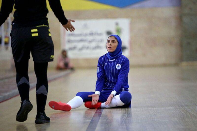 خبرنگاران صدقیانی زاده: فدراسیون فوتبال بیشتر به فوتسال زنان اهمیت دهد
