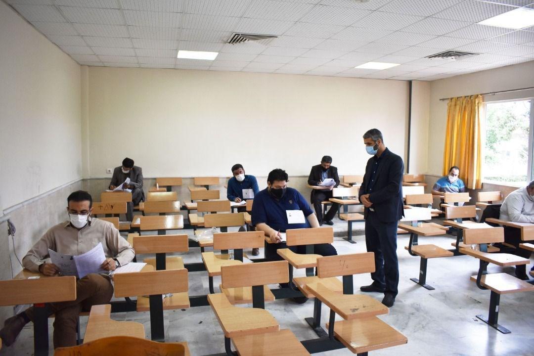 برگزاری آزمون EPT و مهارت های زبان عربی دانشجویان دکتری تخصصی