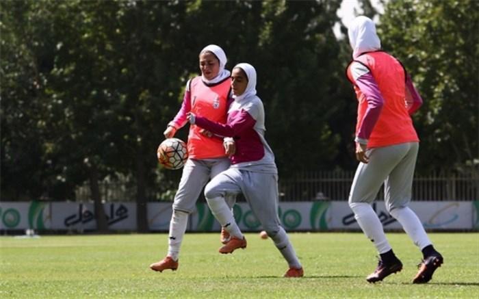 سیستم برگزاری لیگ برتر فوتبال زنان تغییر کرد