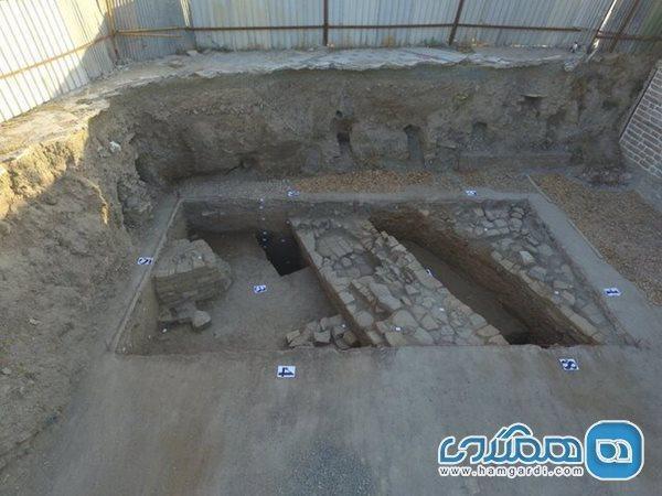 اعلام کشف جدید با کاوش مسجد جامع ارومیه
