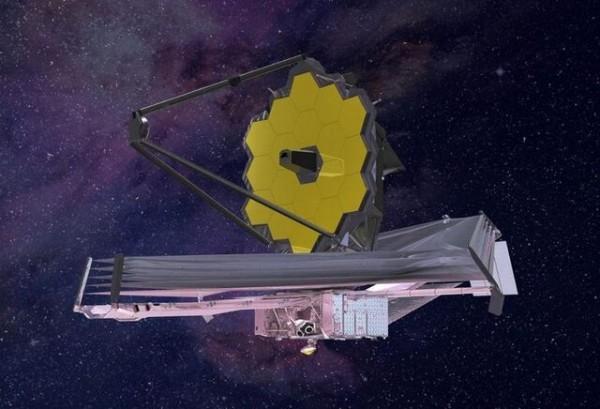 آمادگی تلسکوپ فضایی جیمز وب برای پرتاب