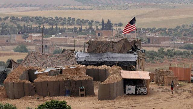 ورود کامیون های حامل تجهیزات آمریکا به حسکه سوریه