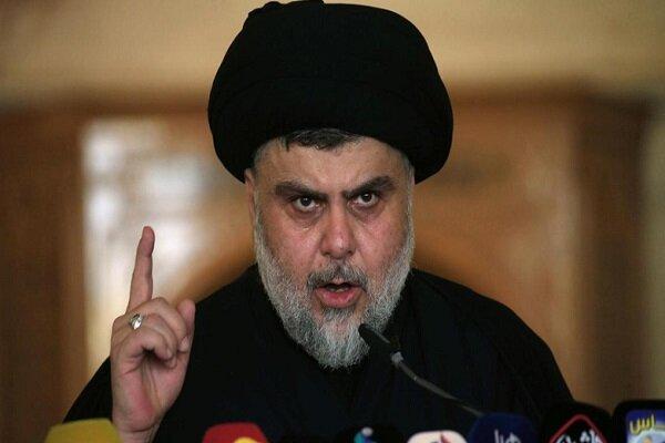 هشدار مقتدی صدر نسبت به حضور نفوذی ها در میان معترضان عراقی