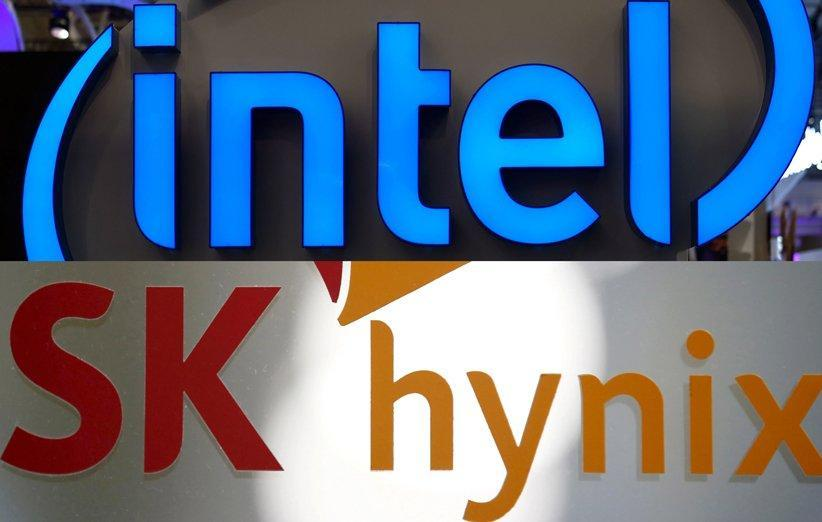 بخش تراشه های حافظه اینتل در ازای 9 میلیارد دلار به SK Hynix فروخته می شود