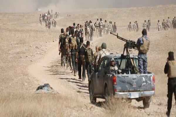 حشد شعبی یورش داعش به استان صلاح الدین را ناکام گذاشت