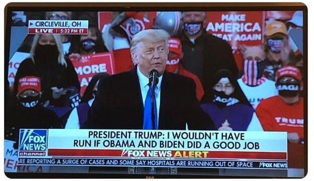 ترامپ برای رأی جمع کردن دست به دامن راهبه های قلابی شد!، عکس