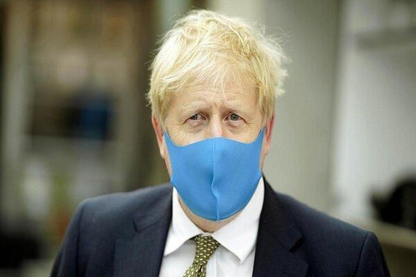 احتمال استعفای جانسون از نخست وزیری انگلیس