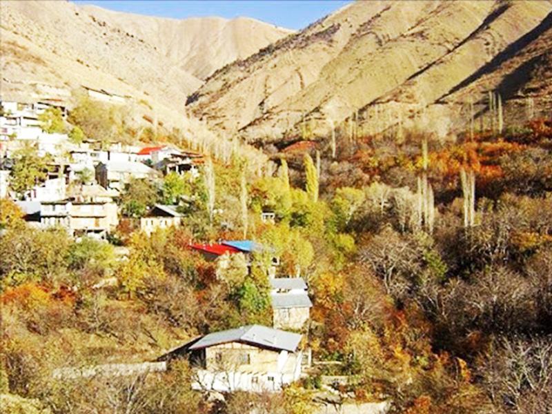 روستای برغان کجاست و چه جاذبه هایی دارد؟