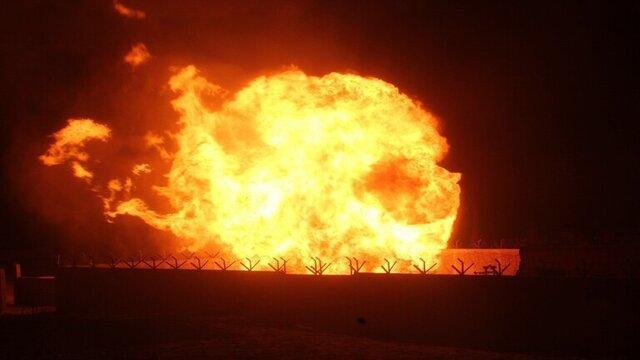 داعش مسئولیت انفجار لوله گاز میان مصر و اراضی اشغالی را برعهده گرفت