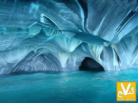 شگفت آورترین جاذبه های طبیعی دنیا!