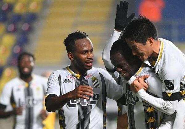 پیروزی شارلوا در حضور قلیزاده پس از 5 بازی ناکامی