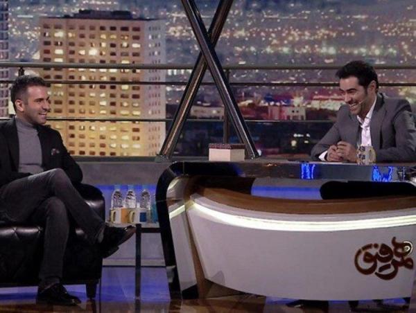 تحلیلی بر اجرای شهاب حسینی در برنامه هم رفیق