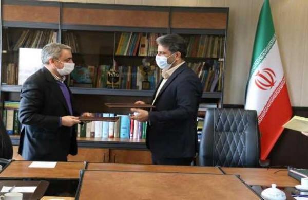 وزارت نیرو، امضای تفاهم نامه همکاری شرکت آب منطقه ای تهران با اداره کل آموزش و پرورش استان