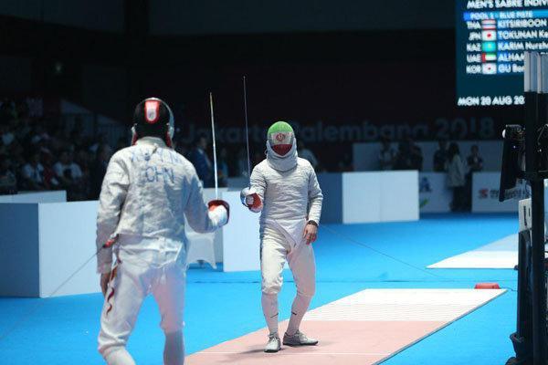 شمشیربازان برای اعزام به المپیک توکیو نونوار می شوند