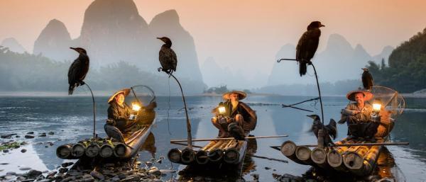 10 رودخانه شگفت انگیز در اطراف جهان