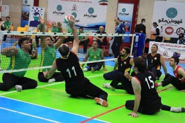 تهران میزبان مرحله نهایی لیگ والیبال نشسته مردان شد