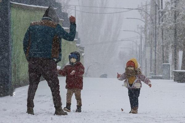 سراب با دمای منفی 30 درجه سردترین شهر کشور