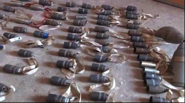 ائتلاف سعودی 3179 بمب خوشه ای علیه یمن استفاده کرده است