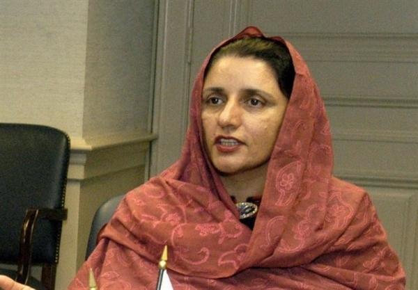 سفیر وزیر صنایع نظامی پاکستان به عراق