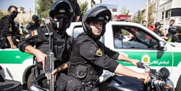 درگیری مسلحانه اراذل و اوباش در خیابان نبرد