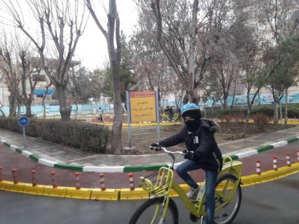 اجرای طرح هر محله یک گروه دوچرخه سوار