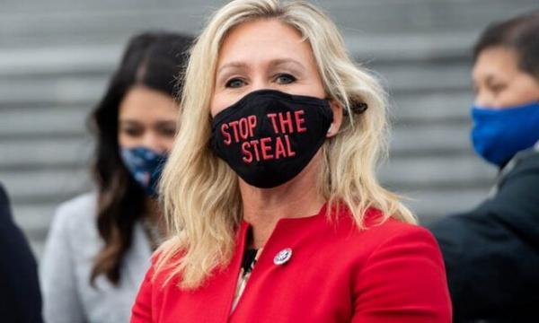 رای مجلس نمایندگان آمریکا به اخراج نماینده افراطی از کمیته ها