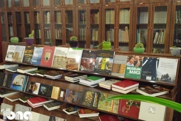 توسعه و به روزرسانی منابع مطالعاتی کتابخانه تخصصی تخت جمشید