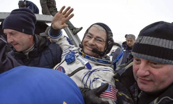 اقامت فضانورد ناسا در ایستگاه فضایی یک ساله شد