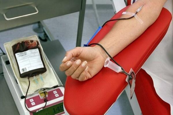 ساعت کاری پایگاه های اهدای خون کرج در چهارشنبه آخر سال
