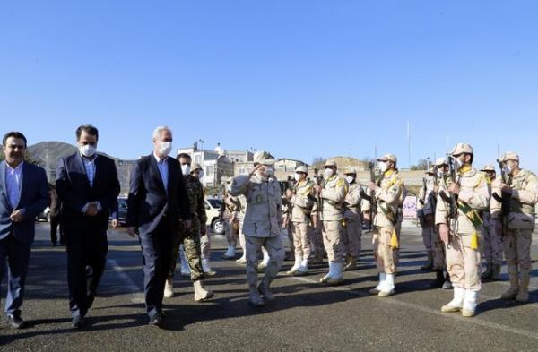 امنیت کامل در مرزهای آذربایجان شرقی حاکم است