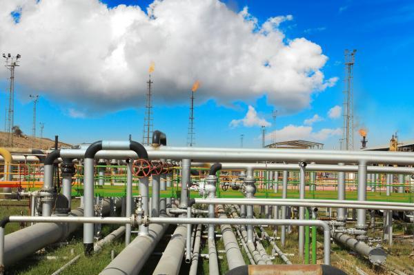 تحقق فراتر از برنامه فراوری نفت و گاز مارون در سال 99