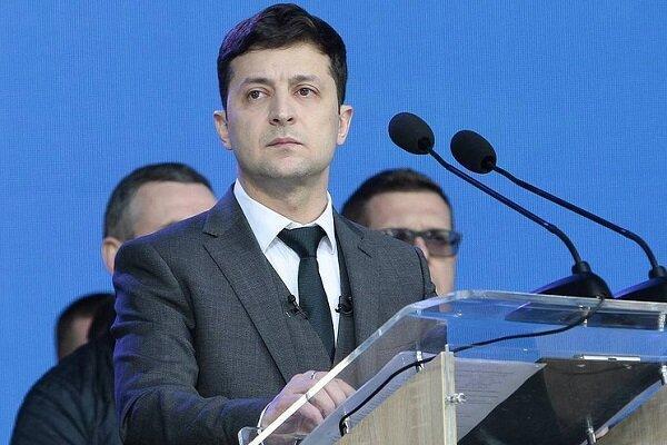 زلنسکی خواهان تسریع عضویت اوکراین در ناتو شد