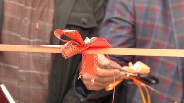 افتتاح طرح آبرسانی هدیه ای به ساکنان شهر شرافت
