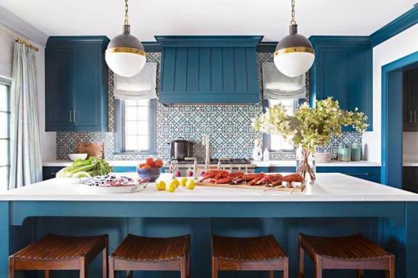 چه پرده ای برای آشپرخانه مناسب است؟